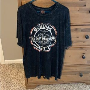 Men's Harley Davidson XL T-shirt